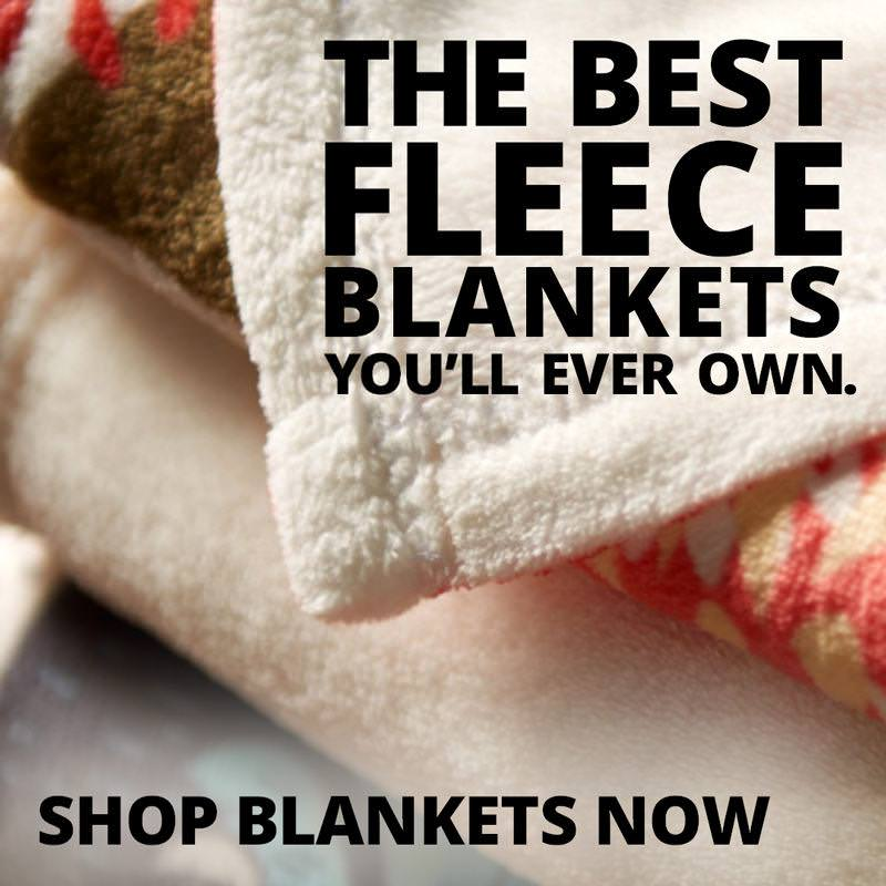 The Best Fleece Blankets You'll Ever Own