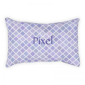 Periwinkle Dog Bed